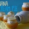 Banana Cream Pie Minis
