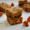 Pumpkin Toffee Blondies