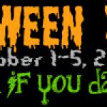 Spider Bites--Halloween Week