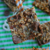 Gingerbread 7-Layer Bars