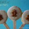 Gingerbread Oreo Pops