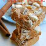 Apple Pie Poptart Fudge