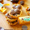 2-Ingredient Candy Bar Pies