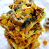 Chubby Hubby Magic Bars [Ben & Jerry's Week!!]