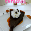 Gooey Chocolate Caramel Tart