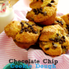 Chocolate Chip Cookie Dough Monkey Bread Muffins