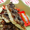 100 Grand Krispy Treat Bark {Candy Bar Week!!}