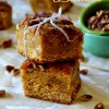 Pecan Pie Blondies