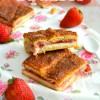 Strawberry Jelly Danish Squares