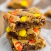 Brown Butter Blondies {A Guest Post from Crazy For Crust!}