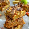 Caramel Apple Magic Bars