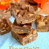 Reese's Peanut Butter Cup Fudge