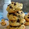 {Copycat Levain Bakery} Walnut Chocolate Chip Cookies