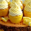 Lemon Bar Cupcakes