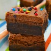 Fudgy Frosted Brownies
