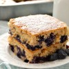 Blueberry Pancake Cake