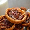 Mini Chocolate Chip Pecan Pies