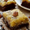 Ultra Fudgy German Chocolate Brownies