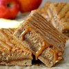 Caramel Apple Butter Gooey Bars