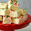 3-Ingredient Buttercream Frosting Fudge