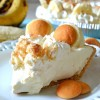 The Best Banana Pudding Pie