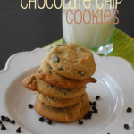 Vanilla Bean Chocolate Chip Cookies