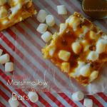 Caramel Marshmallow Butterscotch Bars