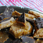 Salted Peanut Butter Toffee