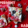 Peppermint Seven-Layer Bars