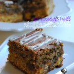 Cinnamon Roll-Stuffed Blondies [Guest Post]