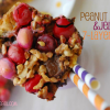 Peanut Butter & Jelly 7-Layer Bars