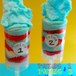 Thing 1 & Thing 2 Push Up Pops