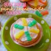 Sour Patch Pink Lemonade Cookies