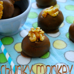 Chunky Monkey Truffles [Ben & Jerry's Week!!]