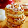 Maple Bacon Cinnamon Roll Whoopie Pies