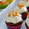 Seven Layer Bar Cupcakes