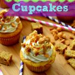 Blondie Overload Cupcakes