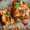 Scarecrow Pumpkin Magic Bars