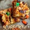 Scarecrow Pumpkin Magic Bars
