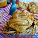 Biscoff Apple Empanadas & a Lucky 13 Recipe Contest + Lucky Leaf Giveaway!!