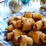 Gingerbread Biscoff Rugelach