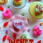 Insult Candy Hurts {Mean Pound Cake!}