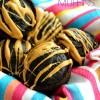 Skinny Chocolate Peanut Butter Muffins