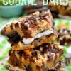Thin Mint Cookie Bars