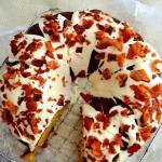 Maple Bacon Pancake Pound Cake