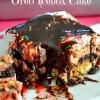 Neapolitan Oreo Icebox Cake {Neapolitan Week!!}