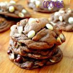 Nutella Hazelnut Chip Cookies