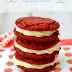 Red Velvet Oreos & The Red Velvet Lover's Cookbook Review!