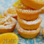 The Easiest Lemon Tarts