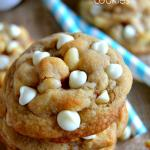 Ultra Soft & Chewy White Chocolate Macadamia Nut Cookies